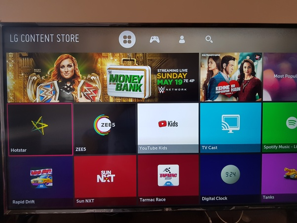 When will they bring Hotstar to LG smart TVs? - Quora
