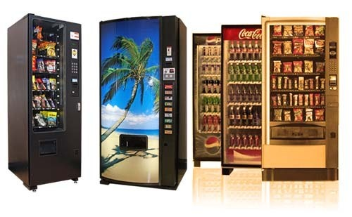 How do vending machines use wireless technology? - Quora