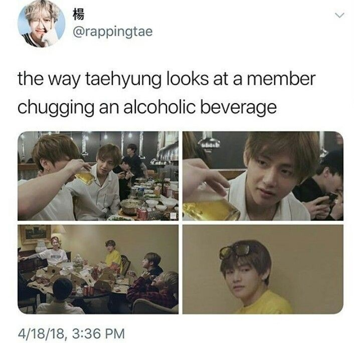 How are each of the BTS members when drunk? - Quora