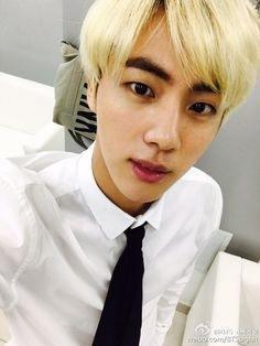 Kpop Blonde Hair Guy