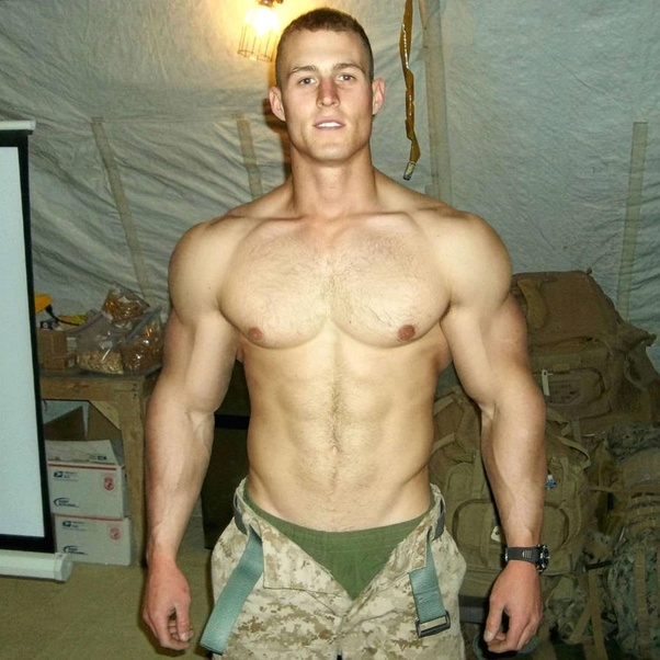 Are bigger muscles an advantage or disadvantage to a soldier