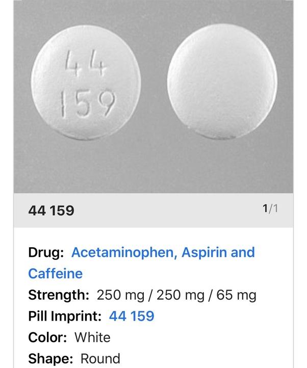 What Pill Has 44 159 Quora