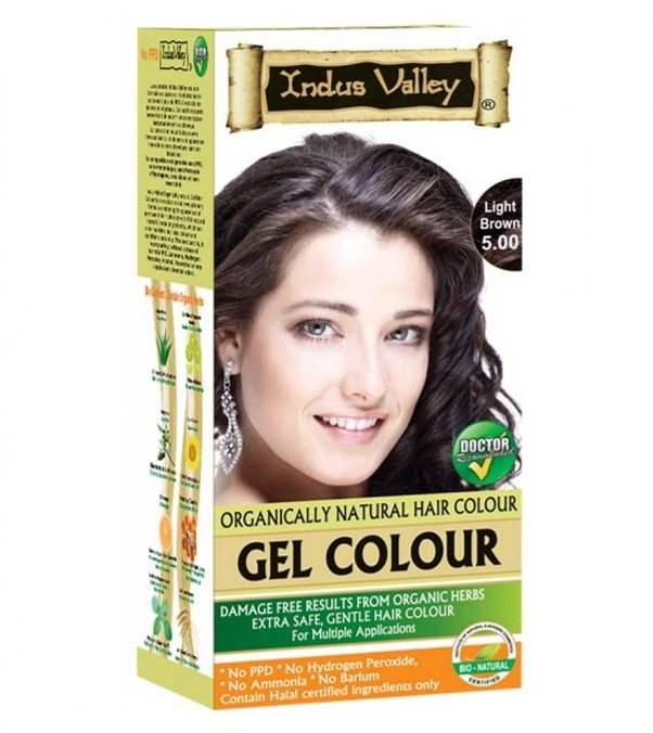 Is The Indus Valley Hair Dye Safe To Use Especially For Covering