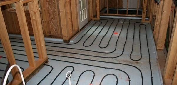 How Does Radiant Floor Heating Work Quora - How to do radiant floor heating