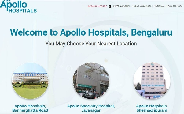 Which hospital is best for gastroenterology treatment in