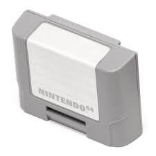 How is data saved on an N64 cartridge? - Quora