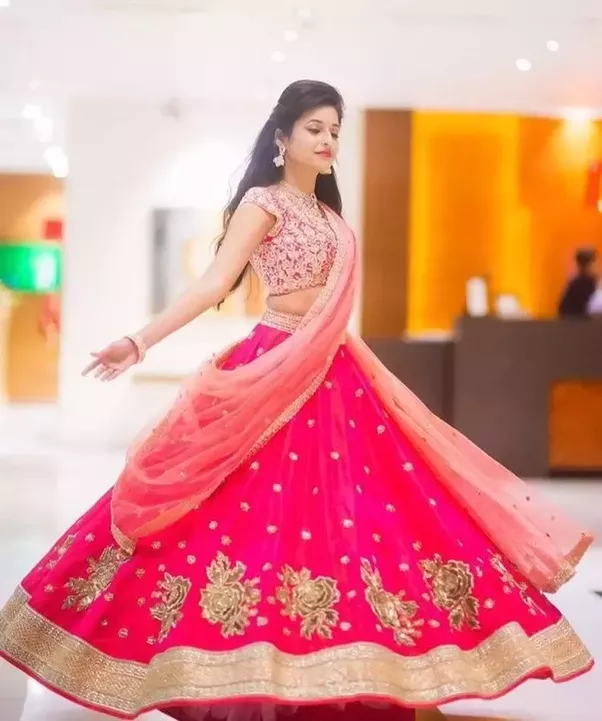Where can I rent a lehenga for a wedding? - Quora