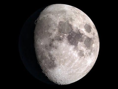 Cuáles son las dos fases en las cuales la Luna aparece casi llena ...