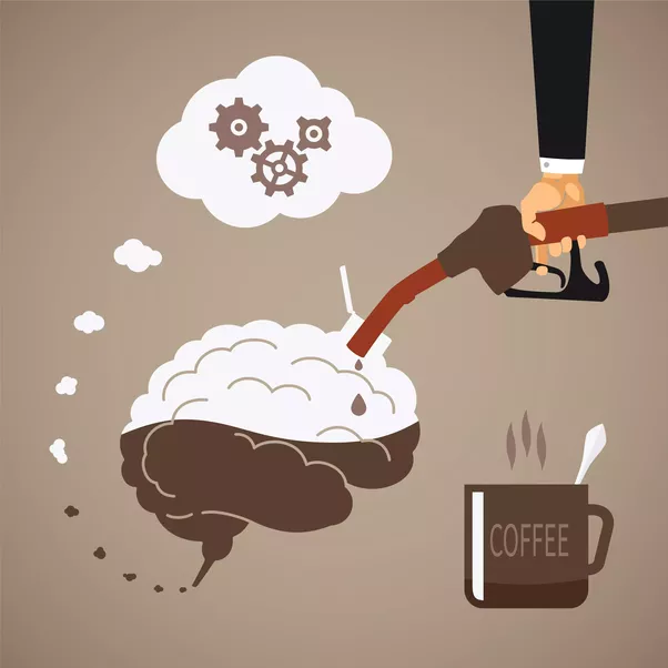 how to stop shaking after drinking coffee