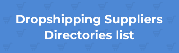 Who are the best drop shipping suppliers for a UK-based drop