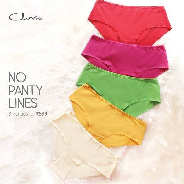 628550e08f60 Here come the panties with a promise. Say goodbye to panty line with the  super cute no-visible panty lines panties. They never ride up, and stay in  place ...