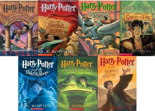Harry Potter Book Covers Uk Vs Us ~ What is the difference between harry potter adult