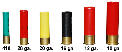 Which Has A Greater Kick 10 Gauge Or 12 Quora