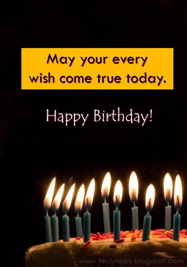 What Is The Best Happy Birthday Whatsapp Status Quora