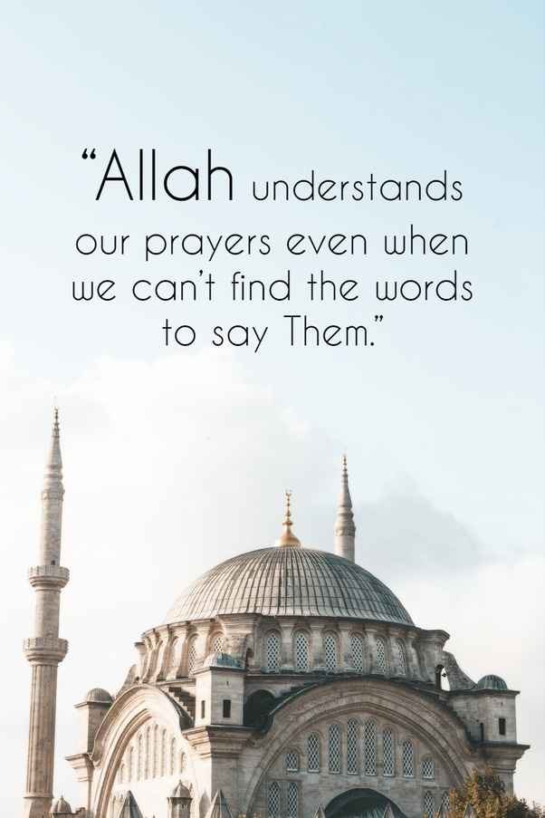 What Are Some Islamic Quotes And Pictures Quora