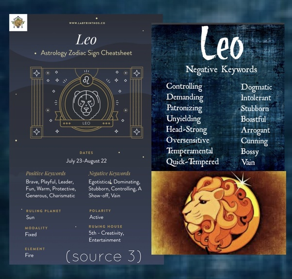 leo sidereal horoscope