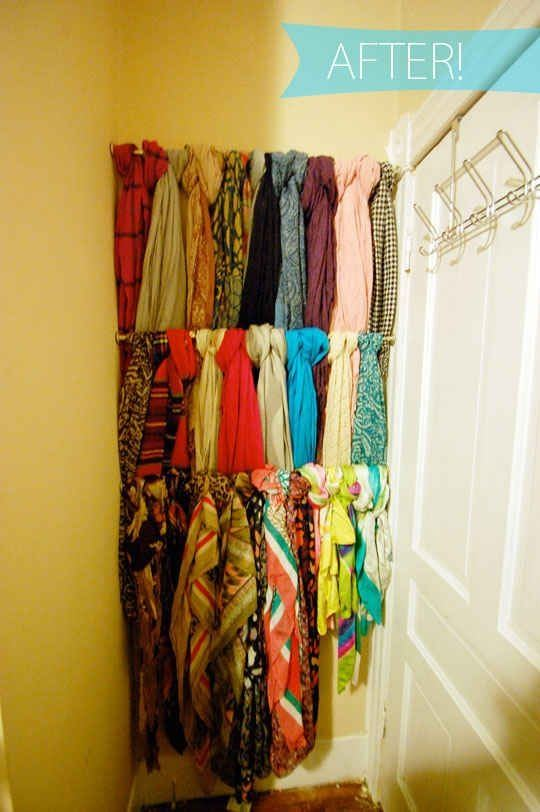 What are some creative DIY uses for shower curtain rods? - Quora