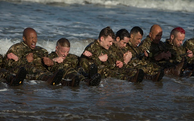 Which special forces has the absolute toughest training in