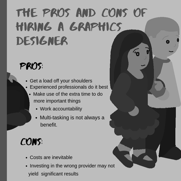 What Are The Pros And Cons Of Wanting To Be A Graphic Designer Quora