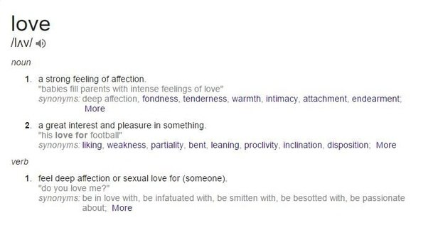 What does infatuated with someone mean