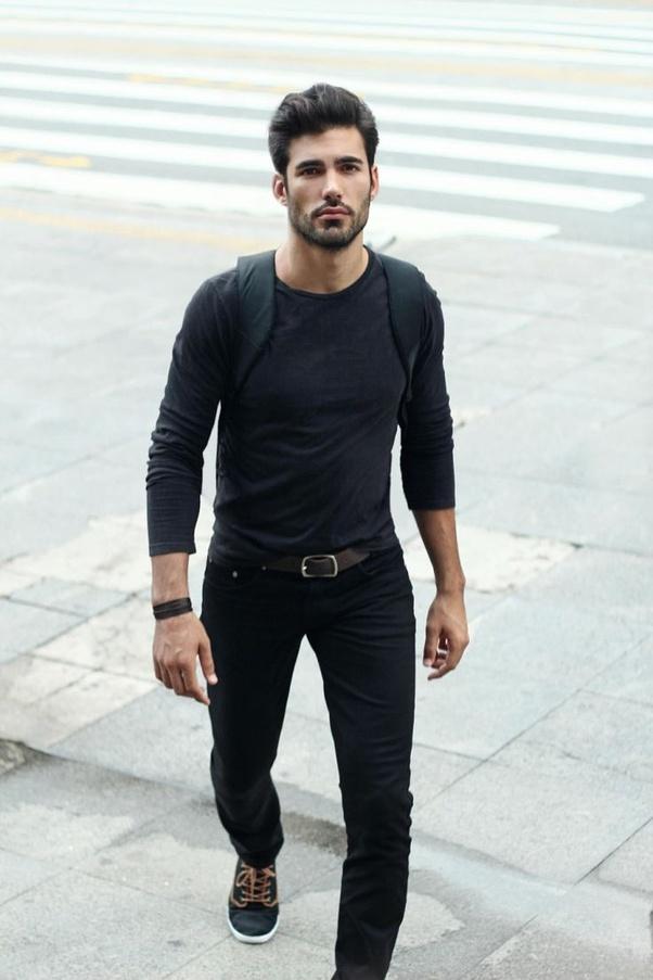 Which Colour Shirt Suits Black Jeans Quora