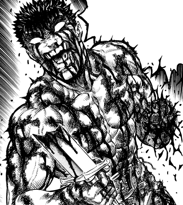 What Are Some Extremely Violent And Gory Manga?
