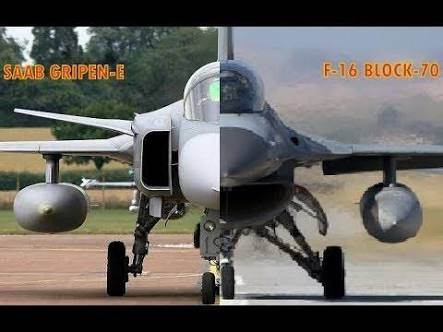 Which is better, F16 Viper or Gripen-E? - Quora