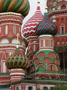 Even Stalin Eventually Accepted The Onion Domes Of St Basils Cathedral And Other Orthodox Churches As Symbols Russia Not Just Church