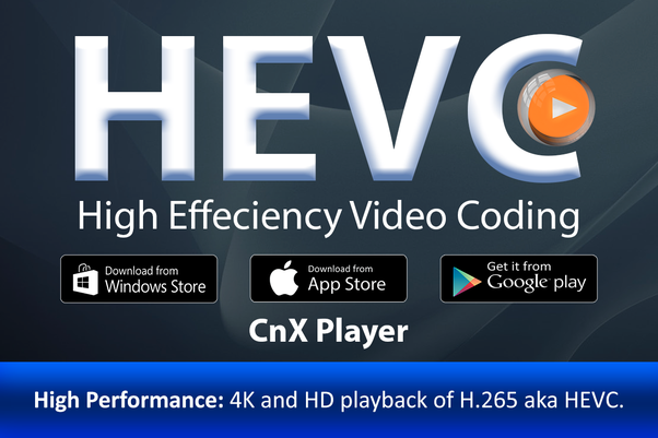 Is there any Video Player for android that can play HEVC