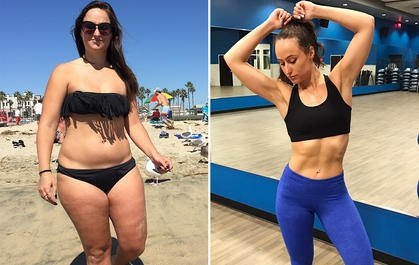 How lose weight in one day