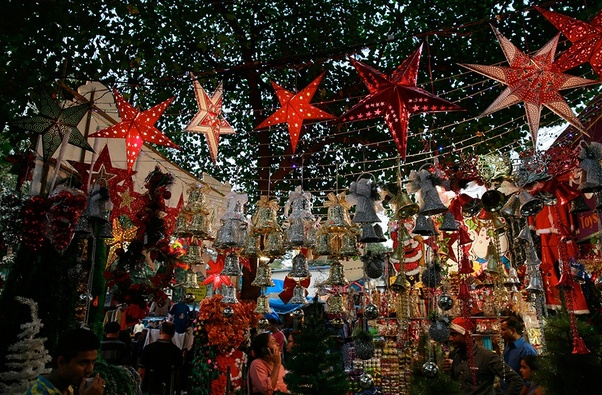 Christmas Festival In India.What Holiday In India Is Huge Like Christmas Is In The Usa