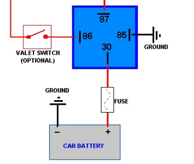 I Have A Wire Connected To My Car Battery That Is Connected To A Radiator Fan That Is Wired In Series With An Spst On Off Switch The Switch Is Getting Hot How