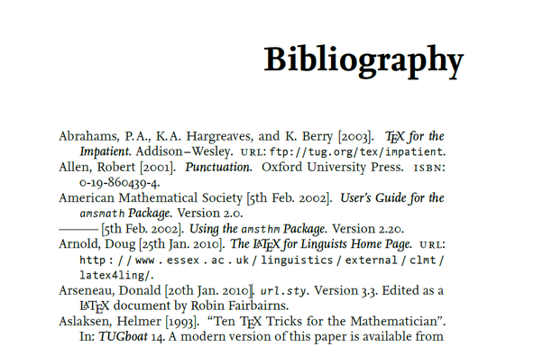 How To Make A Bibliography Page For Kids