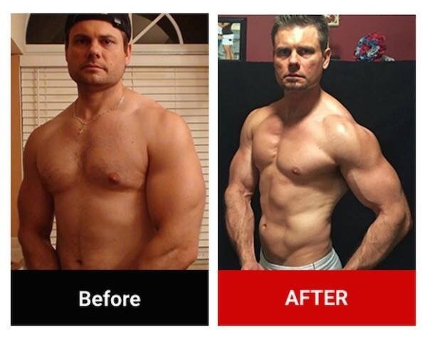 How to get lean body fat from 23% to 19% - Quora