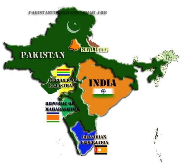 Where do you see pakistan in 2050 why quora in my opinion pakistan borders are going to expand in 2050 because india is going to become a small state as many states will get independence and some of gumiabroncs Gallery