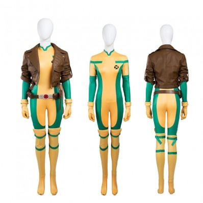 Pic is taken from X-Men Rogue Cosplay Costume  sc 1 st  Quora & What is the difference between the X-Men Rogue costumes? - Quora
