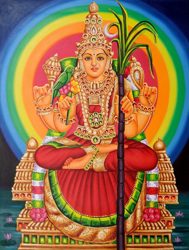 Sri Devi Khadga Mala Stotram is for which goddess, and how