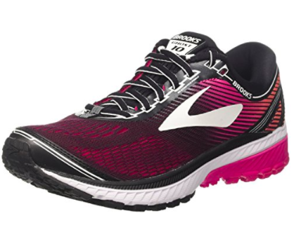 The Best Running Shoes for Women: Twenty-nine female runners tested sixteen  pairs of running shoes. Their top pick was the Brooks Ghost 10.