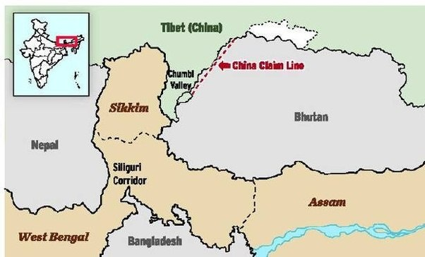 What Is The Current Conflict Between China And India Why Is There
