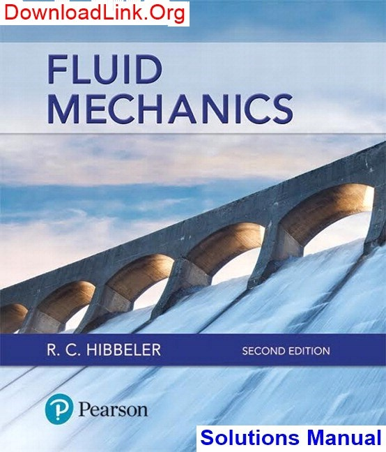 Where Can I Get The Free Manual Solution Of Fluid Mechanics By Hibbeler Quora