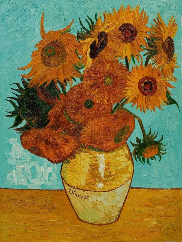 What Is The History And Significance Of Van Goghs Paintings Of