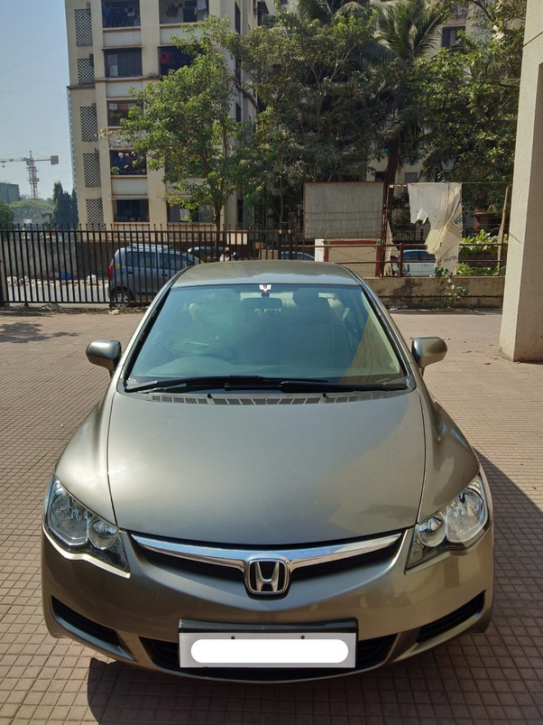 What Would You Suggest Holistic Perspective Buy A New Honda City Or A Used Honda Civic Civic Is Something That I Like In India Quora