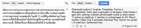 English To Italian Translator Google: Does Google Translate Use English As An Intermediary Step