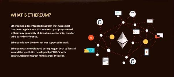 cryptocurrency decentralized platform
