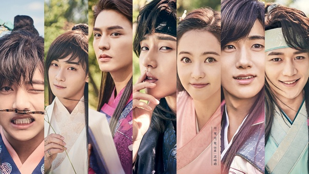 What are some Korean dramas with good looking cast? - Quora