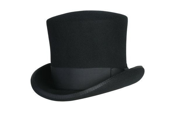 Who are the people who wear top hats and have long dangling ... 531ab0396b2