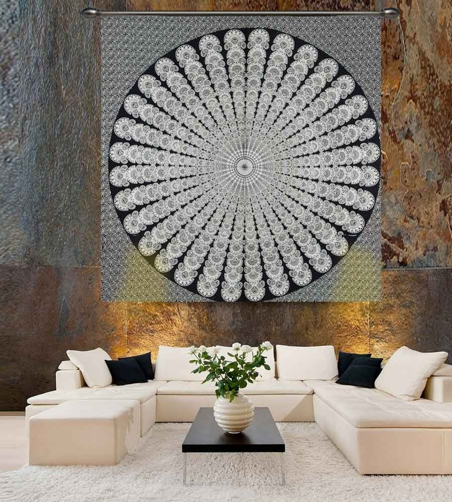 How to decorate my living room without any furniture - Quora