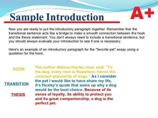 what are good hooks for writing an essay   quora on tutorial writing essay hooks will build a giant distinction  additionally associate example of a literate paper can embody associate  exciting