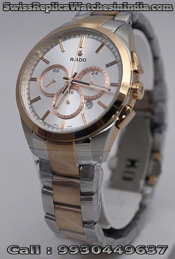 How Can Luxorify Sell Rado Watches At An 80 Discount Are