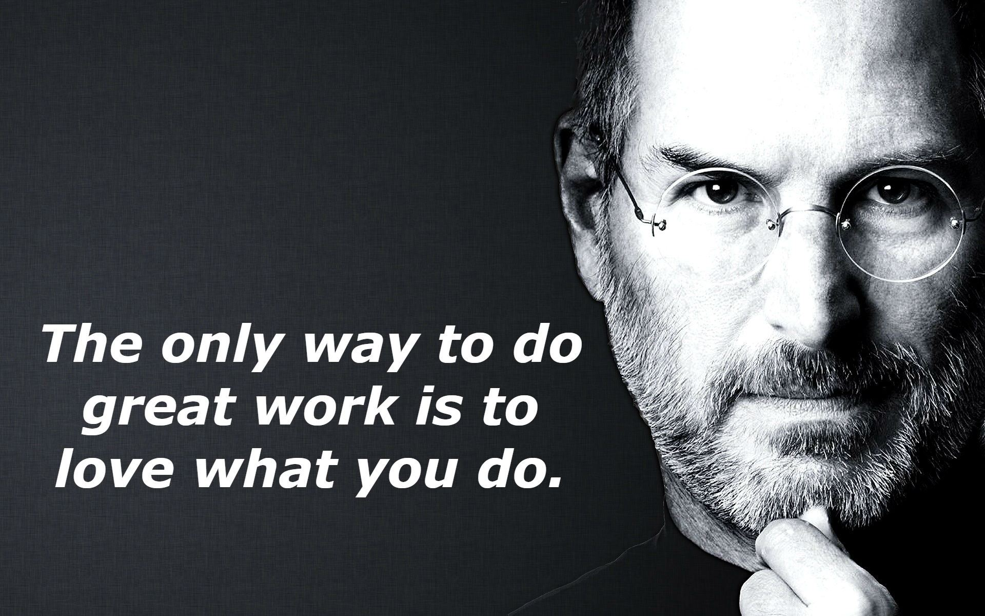 Which Steve Jobs Quotes Have Changed Your Life Quora